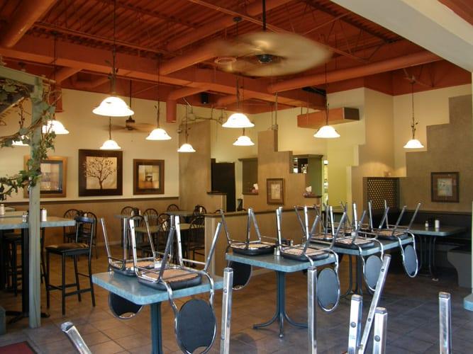 Contractor for restaurant renovations