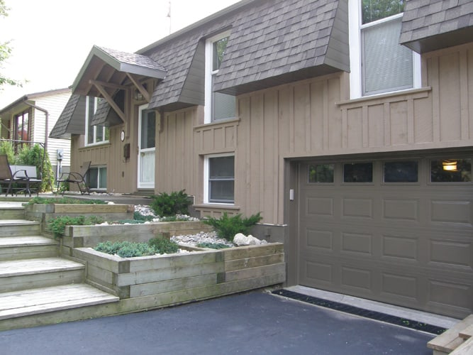 Exterior remodel of home 2