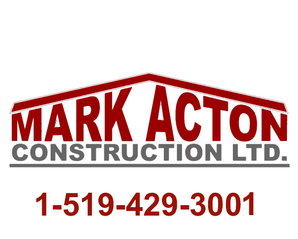 Mark Acton Construction Simcoe, Norfolk County