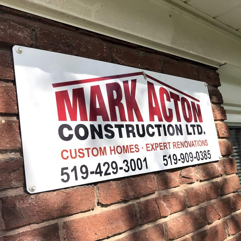 Mark Acton Construction ltd